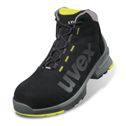Uvex 1 Black & Yellow Boot